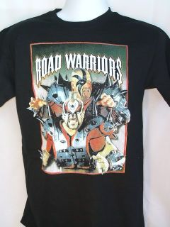 LOD Legion of Doom The Road Warriors Shirt Hawk Animal