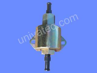 Universal Kraftstoffpumpe. 12 Volt Benzin, Diesel
