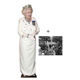 GEDENK BÜNDEL*   Queen Elizabeth II   Diamond Jubilee White Dress