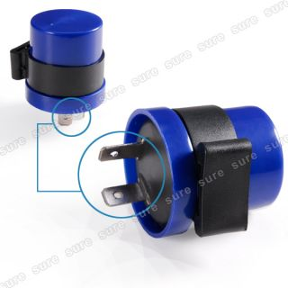 LED Blinkrelais Blinker Relais Flasher Relay 2Polig 12V