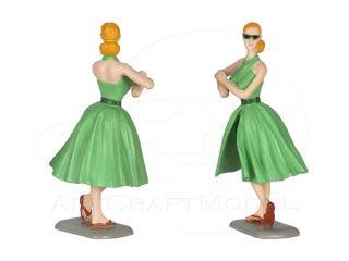 FRANCIS 124 Grün /Green Motorhead Figur Figurine