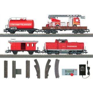 Märklin 29750 Digital Startpackung Feuerwehr Spielzeug