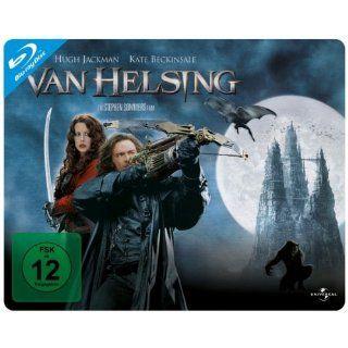 Van Helsing   Limited Quersteelbook [Blu ray] Hugh Jackman