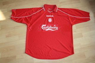 Reebok Liverpool Trikot Jersey Shirt 2000 2002 XL #367