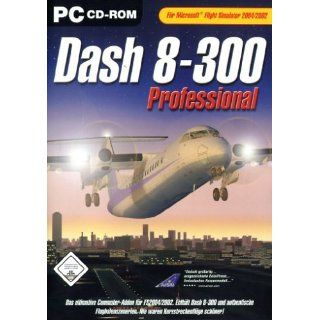 Flight Simulator 2004   Dash 8 300: Games