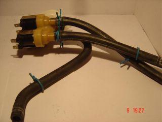 Wassereinlassventil 3 fach mit Schlauch Typ 359 Ventil Waschmaschine