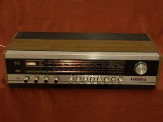Grundig RTV 370 Radio Receiver Tuner Amplifier