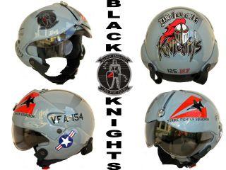 casco pilota TORNADO BLACK KNIGHTS Grigio