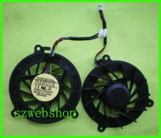 KFB0505HHA  W376 For ASUS F3 Series CPU cooling FAN