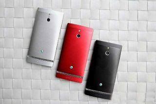 SONY XPERIA P UNLOCKED MOBILE PHONE BLACK LATEST 2012 MODEL