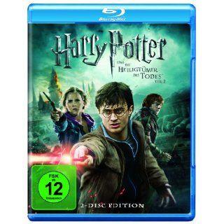 Harry Potter und die Heiligtümer des Todes Teil 2 2 Discs Blu ray