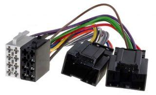 CHEVROLET Radioadapter Radio ISO Kabel Adapter #8 379
