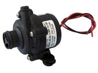 Mini Vollkunststoff Kreisel Pumpe 12V Minipumpe Tauchpumpe Säure