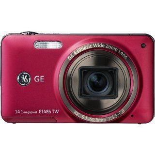 GE General Electric E1486TW Touch Screen Digitalkamera