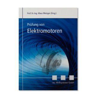 Prüfung von Elektromotoren Prof. Dr.  Ing. Klaus Metzger