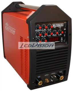 4in1 AC/DC TC 226 Puls Inverter WIG TIG E Hand Plasma