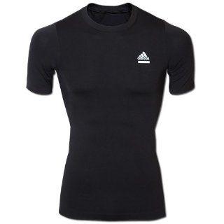adidas TechFit Underwear Tee schwarz: Sport & Freizeit