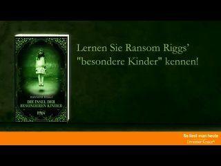 Die Insel der besonderen Kinder Roman eBook Ransom Riggs, Silvia