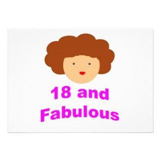 Happy 18th Birthday Invitations, 101 Happy 18th Birthday Announcements