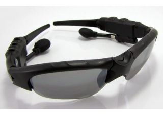 NEW 2GB 2G SUNGLASSES SUN GLASS WITH HEADSET  PLAYER