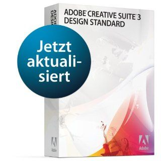 Adobe Creative Suite 3.3 Design Standard   STUDENT EDITION   deutsch