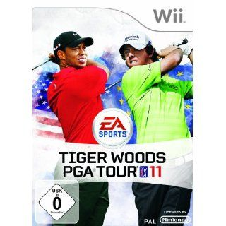 Tiger Woods PGA Tour 11 Nintendo Wii Games