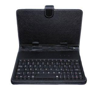 Tasche mit Tastatur für Cat StarGate Tablet PC Android