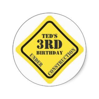 Kids Birthday Invitation   Dump Truck