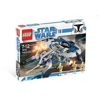 LEGO Star Wars 7678   Droid Gunship, 329 Teile Spielzeug