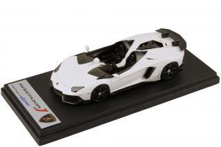43 Lamborghini Aventador J isis weiß white   Looksmart LS398C