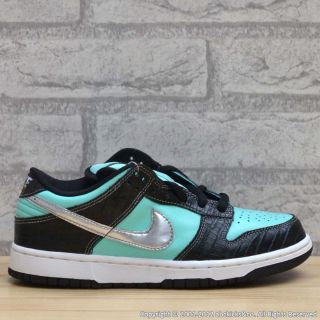 LOW PRO SB TIFF 2005 SIZE 6 DIAMOND SUPPLY AQUA CHROME huf 304292 402