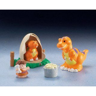 Fisher Price Little People J4425 0   Rex Dino Spielzeug
