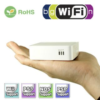 Pocket Size Wireless Multi Function Mini Router