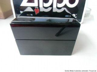 ORIGINAL ZIPPO FEUERZEUG 80er ANNIVERSARY LIMITED EDITION 142/1000