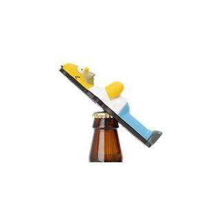 Homer Simpson Fridge Magnet Talking Bottle Opener