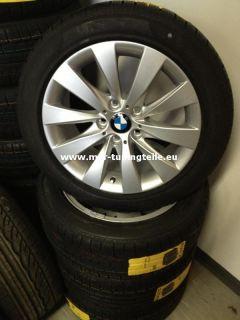 BMW 3er F30 225/50 17 Zoll Alufelgen Winterreifen Winterräder Pirelli