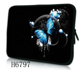 Notebook Netbook Laptop Skin Neopren Tasche Case 15 15,4 15,6