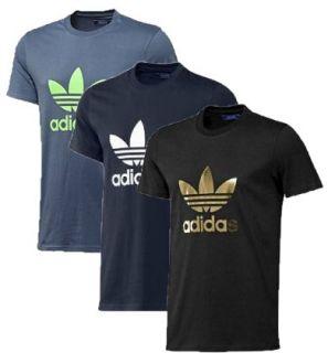 Adidas ORIGINALS Männer Herren T Shirt ADI TREFOIL Tee Shirt