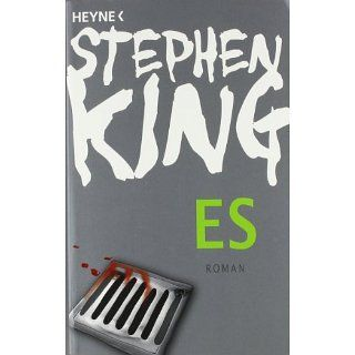 Es Roman Stephen King, Anja Heppelmann, Alexandra von