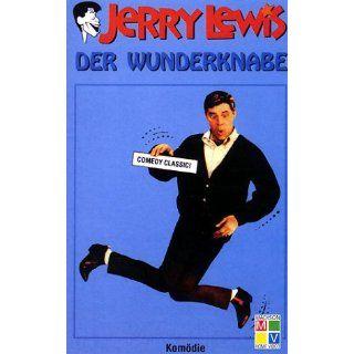 Der Wunderknabe [VHS] Ina Balin, Everett Sloane, Jerry Lewis