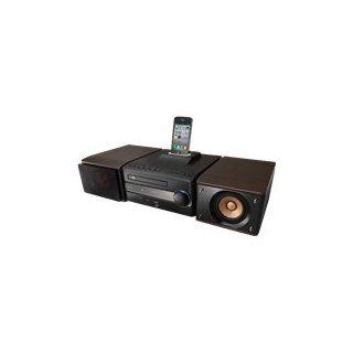JVC EX S1BE CD System mit Dock für Apple iPhone/iPod (FM/AM Tuner