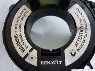Renault MEGANE Scenic Airbag Schleifring 54353383