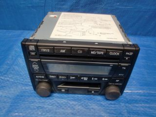 Radio mit CD Player für Mazda Tribute 3.0 V6 (418)