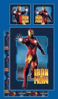 Iron Man 2 Bettwäsche 140x200cm NEU