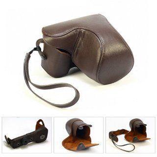 PU Leather Camera Case for Sony NEX 5 Kamera & Foto