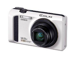 Casio Exilim EX ZR100 Highspeed Digitalkamera (12 Megapixel, 12,5 fach