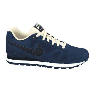 Nike Air Waffle Trainer Blau Schuhe Sneaker Retro