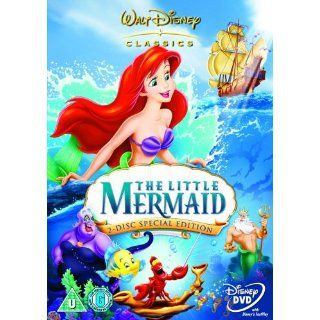 The Little Mermaid [UK Import] Jodi Benson, Samuel E