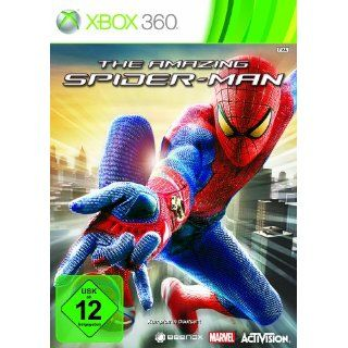 The Amazing Spider Man Xbox 360 Games
