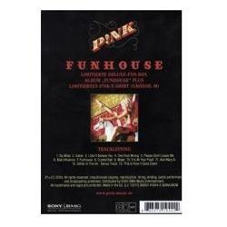 Funhouse   FanEdition/Metal Box (inkl. weißem T Shirt Größe M